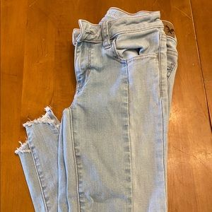 American Eagle Jeggings Cropped